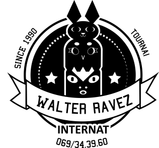 Logo Walter Ravez avec numéro